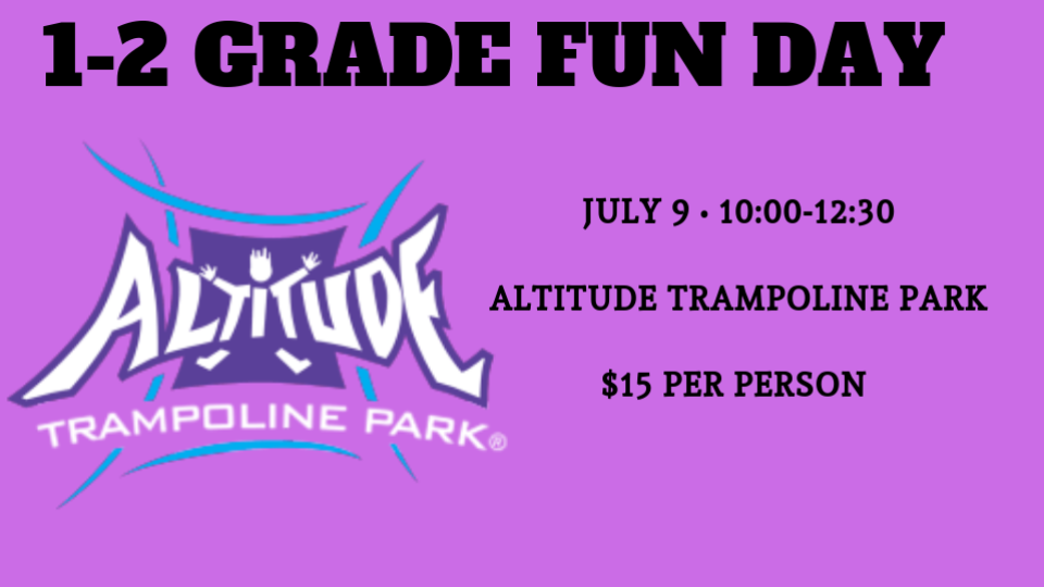 1 2 grade fun day updated