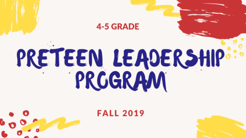 Preteen Leadership Program