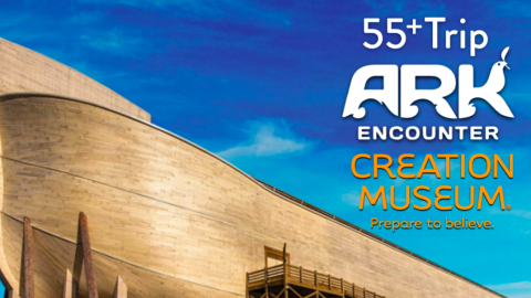 55+ ark encounter